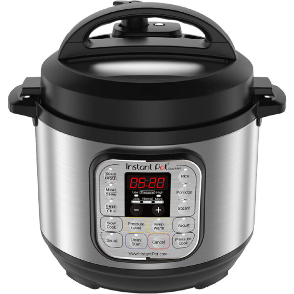 Instant Pot Duo Plus Mini pentola a pressione 9 in 1, 3L, 13 programmi one-touch_1