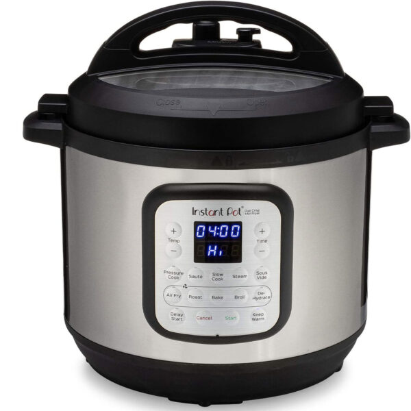 Instant Pot Duo Crisp Air Fryer 8L Multicooker 11 in 1 pentola a pressione_0