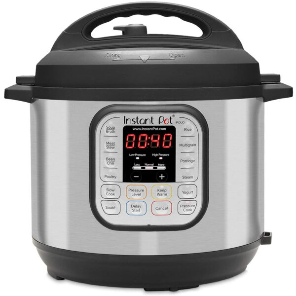 Instant Pot elettrica 9 in 1 Instant Pot Duo Plus 8 L, 15 programmi one-touch 220V_0